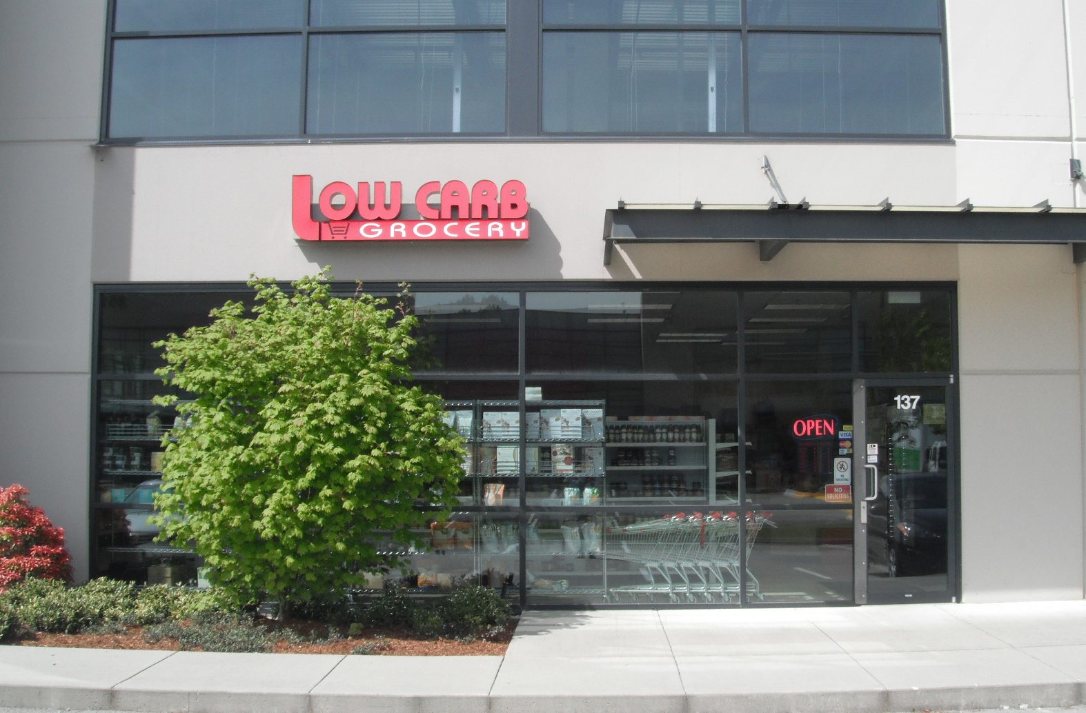 The Low Carb Grocery in Burnaby, BC (Greater Vancouver)