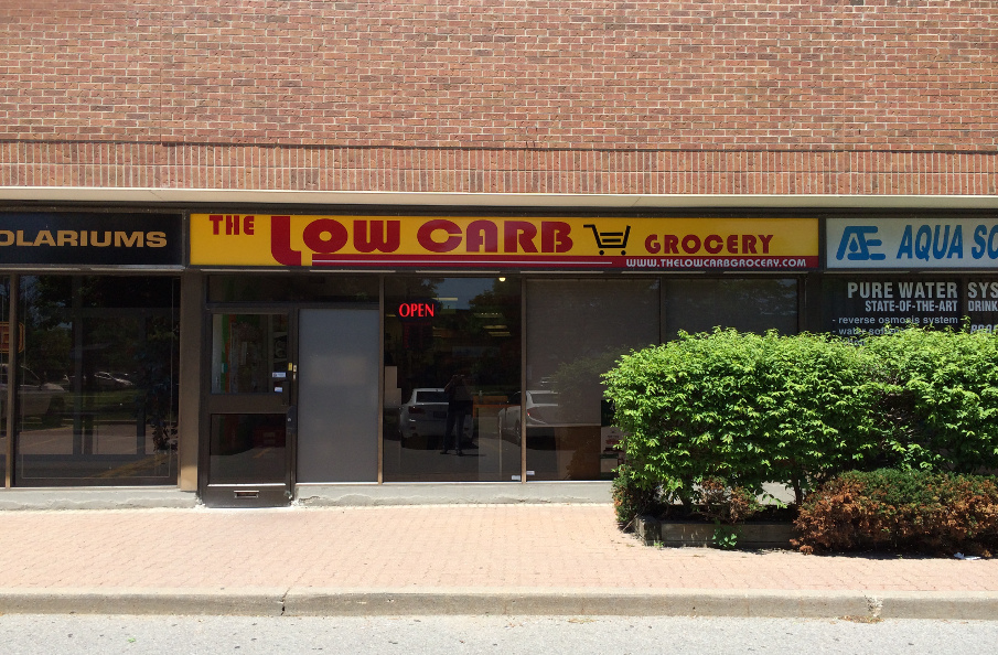 The Low Carb Grocery in Markham Ontario (Toronto North)