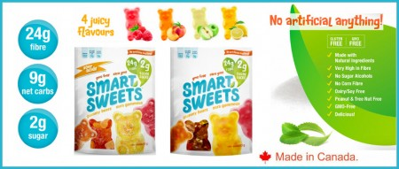 NEW SmartSweet Bears Banner