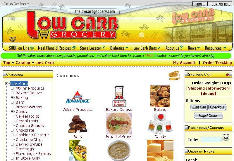 thelowcarbgrocery.com-2005-2009