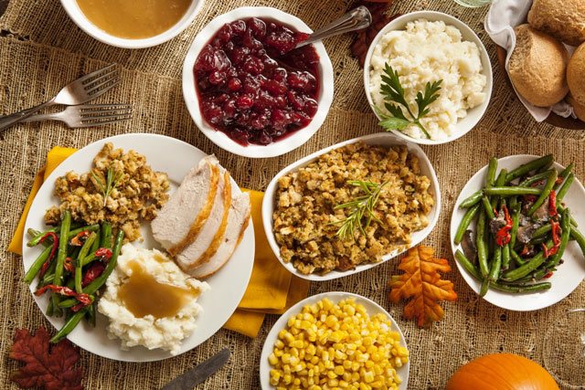 Low Carb Thanksgiving Meal Recipe Ideas