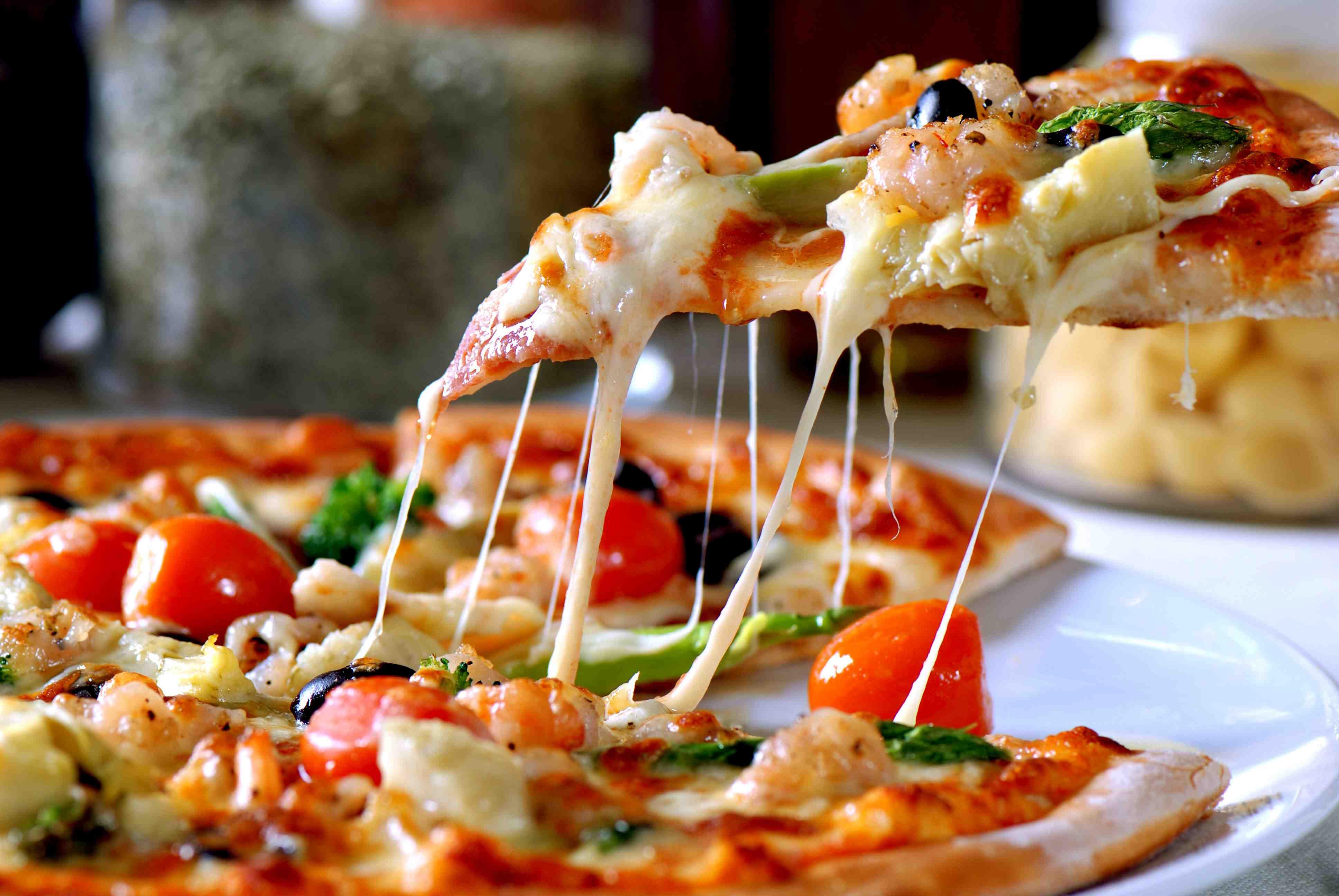 Итальянская пицца на тонком тесте рецепт пошагово