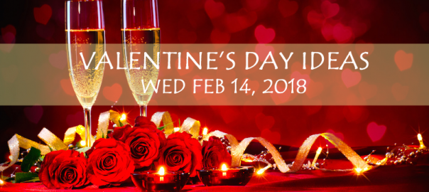 Ideas for a romantic valentines day, 2018 valentines day