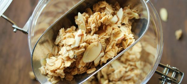 intro low carb cereal