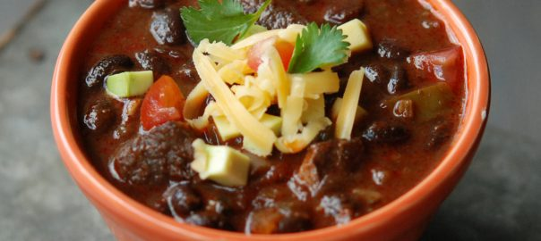 low carb pork & beef chili recipes