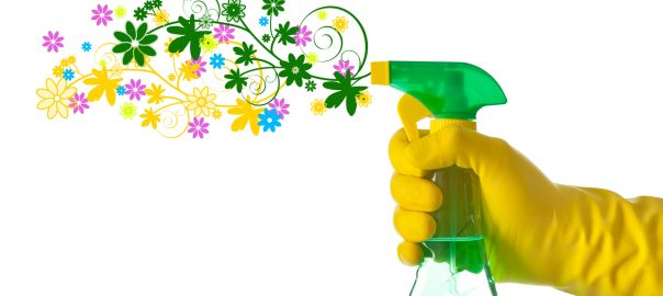 spring cleaning tips for the home