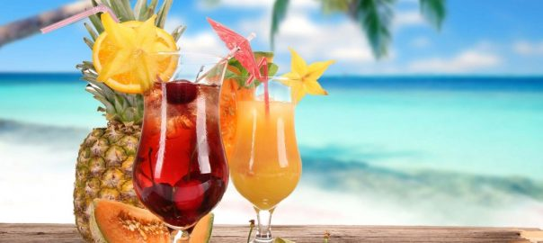 summertime drinks sugar-free