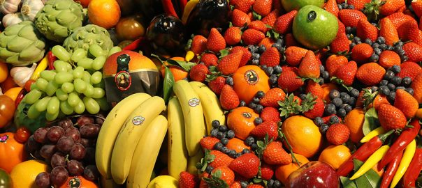 guide to fresh seasonal fruit
