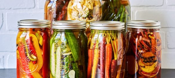 pickling all types of vegetables