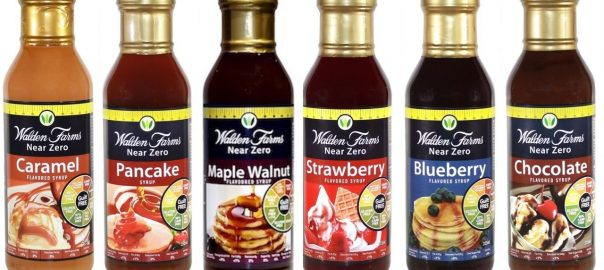 best syrups from walden farms