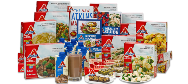 atkins popular products