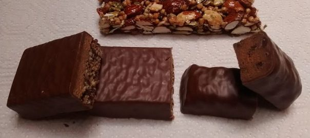 best low carb bars
