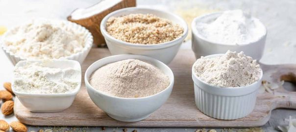 low carb flour alternatives