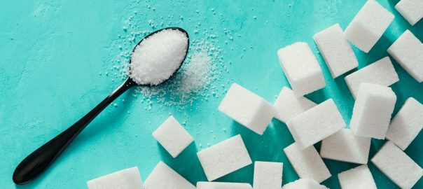 Removing harmful processed sugar from your dieting habits.