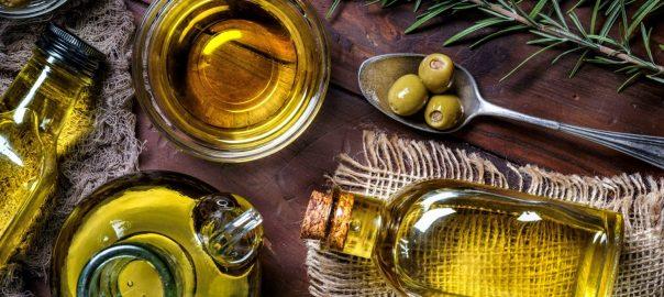 canola olive avocado peanut coconut oils