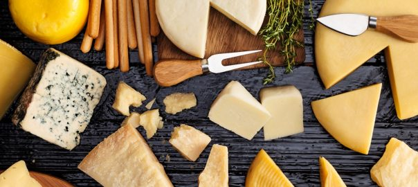 Cheese and low carb keto diets