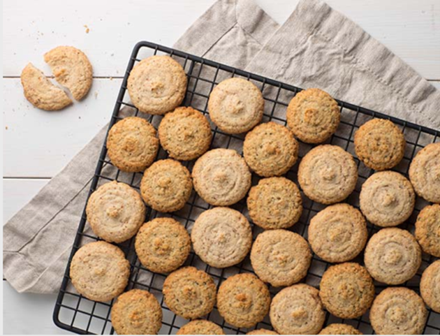 Delicious keto cookies by Glutenull Bakery.