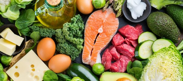 Why the types of foods matter on keto diets
