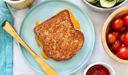 Low carb and ketogenic diet friendly sandwiches