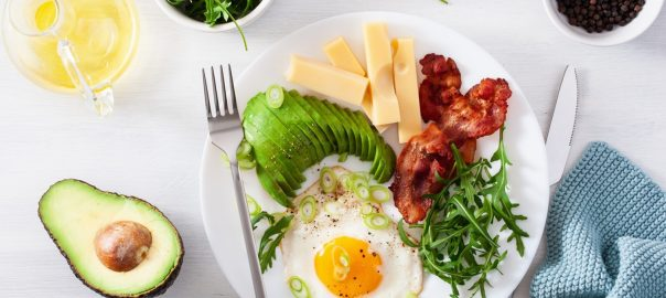 Making sure you consume enough fat on a keto diet