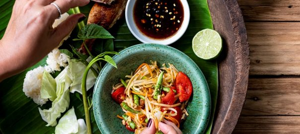 Delicious Keto Friendly, Low Carb Thai Meal Ideas!